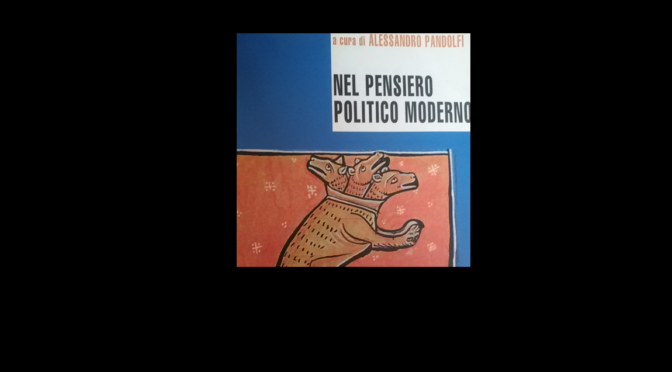 In memoria di Alessandro Pandolfi